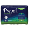 """prevail: First Quality - Prevail® Brief, Heavy Absorbency, Small, (20 to 31""""), 16EA/PK"""