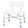 Merits Health Bariatric Bath Bench Aluminum 14 - 20 Inch, 2EA/CS MON 11223500