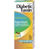Health Care Products Expectorant Liquid Diabetic Tussin EX 100 mg / 5 ml 4 oz. MON 11642700