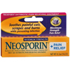 Gender Age Vitamins Baby Child Vitamins: Johnson & Johnson - Neosporin® Pain Relief 0.5 oz. Cream