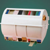 Sammons Preston Loop, Self-Adhesive 1 Inch X 10 Yard, White MON12014000