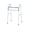 Walkers: Merits Health - Folding Walker Adjustable Height Aluminum 300 lbs., 4EA/CS
