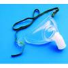 Carefusion Oxygen Mask AirLife Tracheostomy Large Adjustable Neck Strap MON 12273950