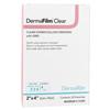 DermaRite Hydrocolloid Dressing DermaFilm 2 X 4 Inch Rectangle Sterile, 1/ EA MON 1095134EA