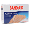 Johnson & Johnson Adhesive Bandage Band-Aid® Fabric 1 X 3 Rectangle, 100EA/BX MON 12412000