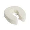 bathroom aids: Briggs Healthcare - Toilet Seat 2 Inch White