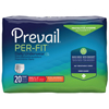 First Quality Prevail® Per-Fit® Extra Absorbency Underwear - Medium, 80/CS MON 12503100