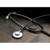 Tech-Med Services Classic Stethoscope Green 1-Tube 22 Tube Single Sided Chestpiece - Diaphragm Only (1100GR) MON 768681EA