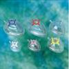 Teleflex Medical Anesthesia Mask Sure Seal Nasal / Oral Medium Without Strap MON 12573900