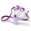 Carefusion Aerosol Mask AirLife Under the Chin One Size Fits Most Adjustable Elastic Head Strap MON 12663901