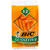 Bic Razor Bic Sensitive Single Blade Disposable MON 12711700