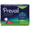 First Quality Prevail® Incontinence Briefs - Medium, 80/CS MON 12803100