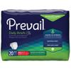 First Quality Prevail® Maximum Plus Absorbency Brief, Medium, (32 to 44), 20EA/PK MON 12803101