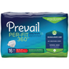 First Quality Prevail® Per-Fit 360 Max, Plus Absorbency Winged Brief, Medium, (26 to 48), 16/BG MON 12963101