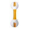 McKesson Suction-Cup Grab Bar White / Yellow, 1/EA MON 1103365EA