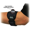 Brown Medical Elbow Band IMAK RSI Universal Buckle and hook and loop strap Left or Right Arm MON 13103000