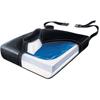 Skil-Care Wedge Seat Cushion Slide Guard 16 X 18 Inch, 4 to 1-1/2 Inch Gel / Foam MON 13104300