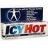 Vitamins OTC Meds Pain Relieving Rub: Chattem - Pain Reliever Icy Hot® Ointment 1.25 oz. 1.25 oz.