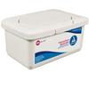 Dynarex Pre-Moistened Washcloth 9 X 13 Inch Tub, 46EA/PK 12PK/CS MON 13141112