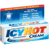 Vitamins OTC Meds Pain Relieving Rub: Chattem - Pain Reliever Icy Hot® Cream 3 oz. 3 oz.