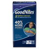Kimberly Clark Professional GoodNites® Pull On Absorbent Underpants for Boys, Large/X-Large, 11/PK MON 13153101