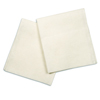 "Ring Panel Link Filters Economy: Dynarex - Washcloth 12"" x 13"" White Disposable"