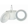 McKesson sunmark® Econo Commode Pail Set MON 13273300