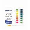 Fisher Scientific Plastic pH Strips, 0 to 14, 100 Test Strips, 100 MON 13562401