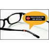 Eyeglass Rescue Identification & Protection Eyeglass Sleeves (1001) MON 700438KT