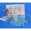 Cure Medical Intermittent Catheter Tray Cure Catheter Straight Tip 14 Fr. MON 14121910