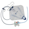 Cardinal Health Dover Indwelling Catheter Kit Foley 14 Fr. Hydrogel Coated Silicone MON14141910