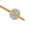 Medtronic Foley Catheter Ultramer 2-Way Standard Tip 30 cc Balloon 18 Fr. Latex MON 14191900