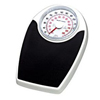 Health O Meter Floor Scale Health O Meter® Dial 330 lbs. / 150 kg Mechanical MON 14223701