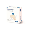 Hartmann Silicone Foam Dressing Proximel® 4 x 4 Square Adhesive with Border Sterile, 10/BX MON 1055877BX
