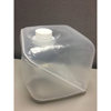 Fisher Scientific Knocked Down Cubitainer® Lab Storage Container, 160/CS MON 14352700