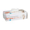 McKesson Exam Glove NonSterile Powder Free Vinyl Smooth Clear Large Ambidextrous MON 14381300