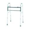 Merits Health Bariatric Folding Walker Adjustable Height Aluminum 500 lbs., 2EA/CS MON 14423800