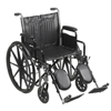 McKesson Wheelchair (146-SSP220DDA-ELR) MON 1065279EA
