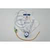 Cardinal Health Indwelling Catheter Tray Curity Foley 18 Fr. 5 cc Balloon Latex MON14671910