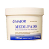 Gastrointestinal Hemorrhoid Relief: Major Pharmaceuticals - Hemorrhiodal Medi-Pad Pad 100EA/BX
