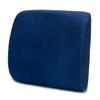 McKesson Compressed Lumbar Cushion 13-2/5 W X 13 L X 4 D Inch Foam, 1/ EA MON 1103379EA