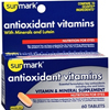 OTC Meds: McKesson - Vitamin & Mineral Supplement sunmark® Tablet 60 per Bottle