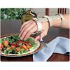 Sammons Preston Wrist Support With Palmar Swivel Clip Leather / Metal / Plastic Left Hand Beige Regular MON 728175EA