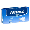 Attends Tab Closure Moderate Absorbency Incontinence Briefs, Small, 24 EA/BG MON 15153104