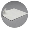 Smith & Nephew Fiber Dressing Durafiber™ 4 L X 4 W, 10EA/BX MON 15562100