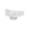 Medegen Medical Products Gent-L-Pan® Commode Specimen Collector, 100 EA/CS MON 159648CS