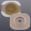 Hollister Colostomy Barrier New Image™ Flextend™ Tape 2-1/4 Flange Red Code Hydrocolloid Cut-to-fit, Up to 1-3/4 Stoma, 5EA/BX MON 16034900