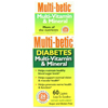 Health Care Products Vitamin Multi-betic® Tablet 60 per Bottle MON 16042700