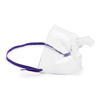 McKesson Oxygen Face Tent Under the Chin Adult One Size Fits Most Adjustable Elastic Head Strap MON 16113901