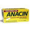 Emerson Healthcare Pain Reliever Anacin® Tablet 100 Per Bottle 200 mg, 100EA/BT MON 16272700